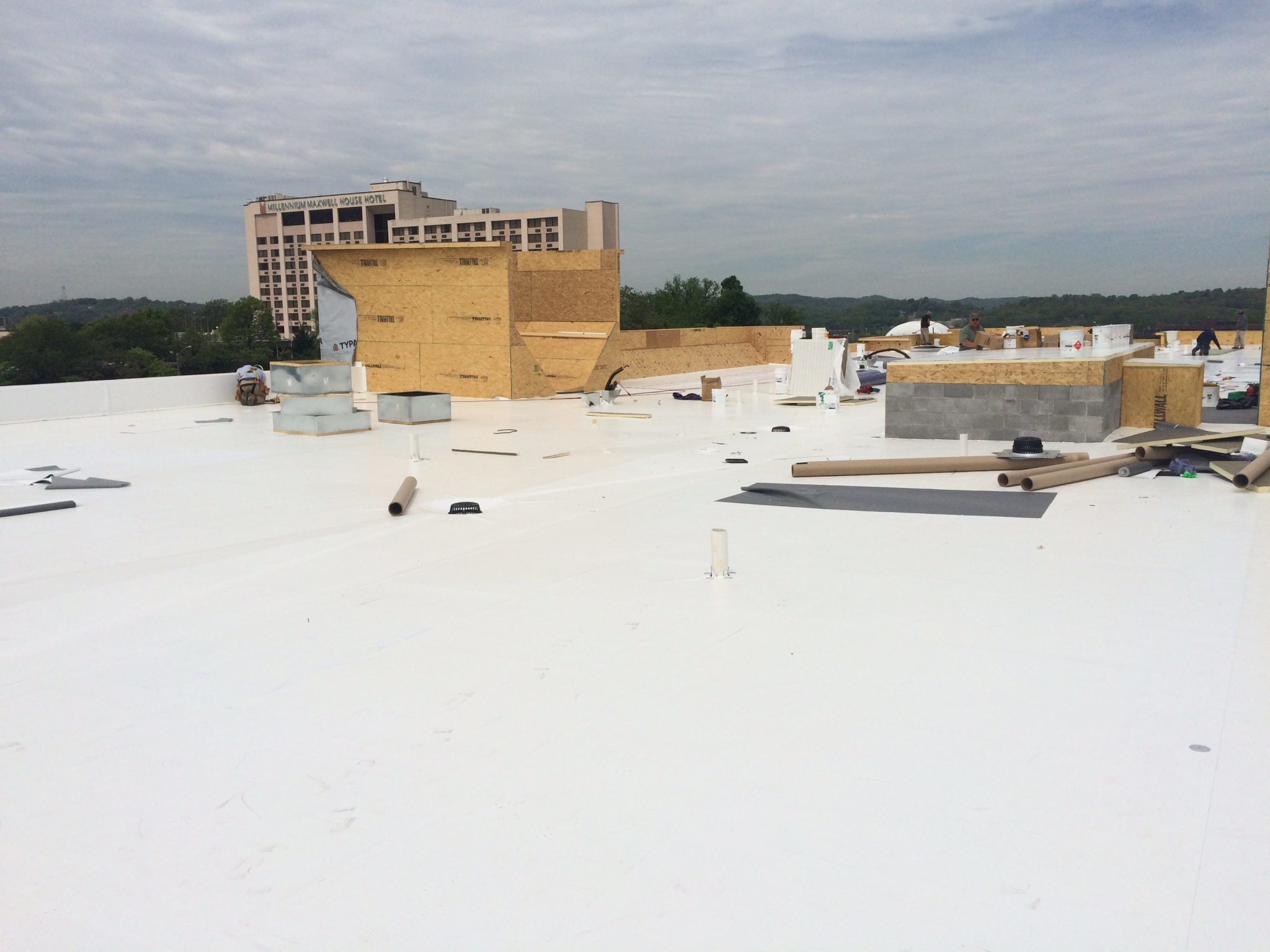 Roofing Contractors Roofs Church Steeples Tile Metal Slate
