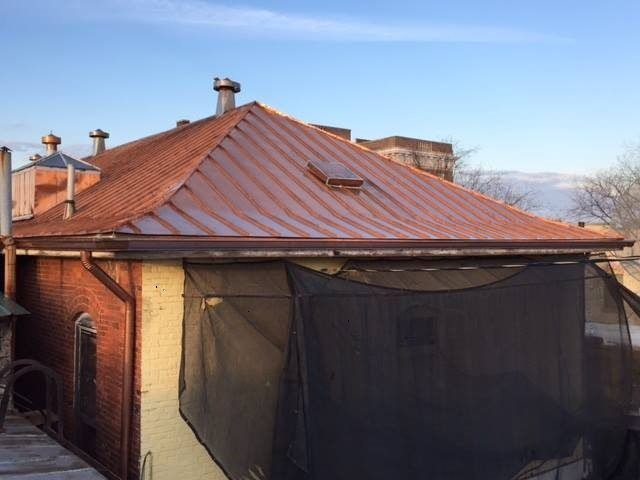 Copper Roofing Contractor
