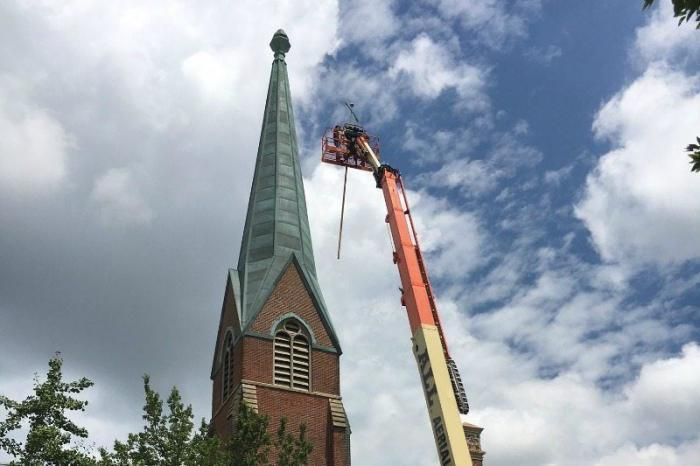 Steeple Jacks Church Steeple Repairs
