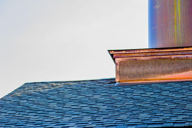 Custom Copper Flashing