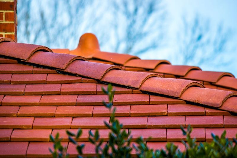 Tile roofing contractor, Ludowici tile roof