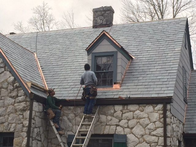 Slate roof Repair or Replacement Nashville TN