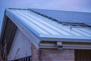Standing Seam Metal Roof Solar Panels Roofing