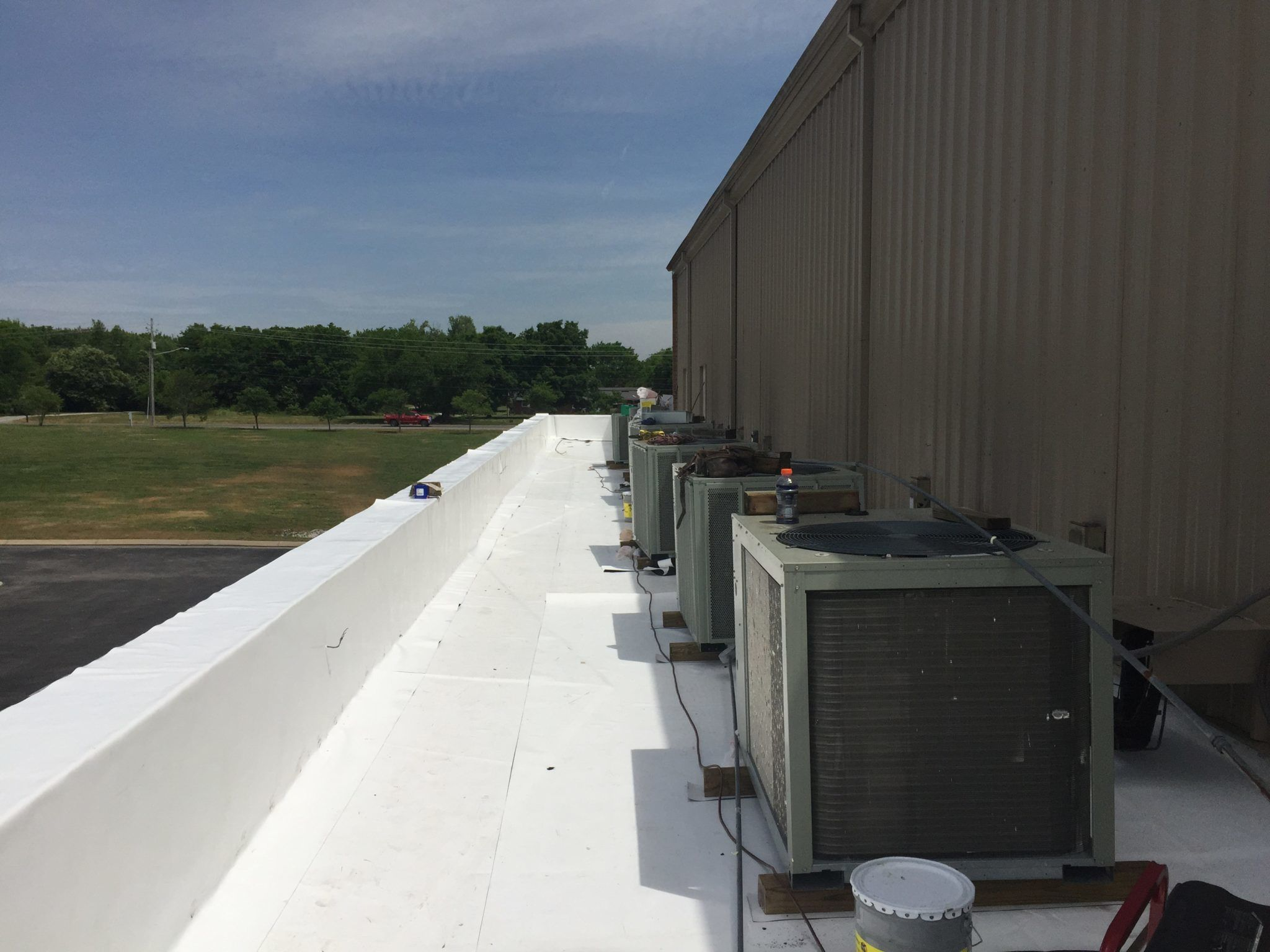 Prevent Commercial Roof Damage
