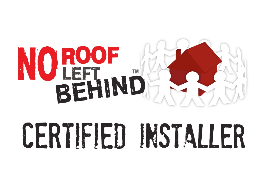 Nashville roofing contractors joins hands with No roof Left Behind
