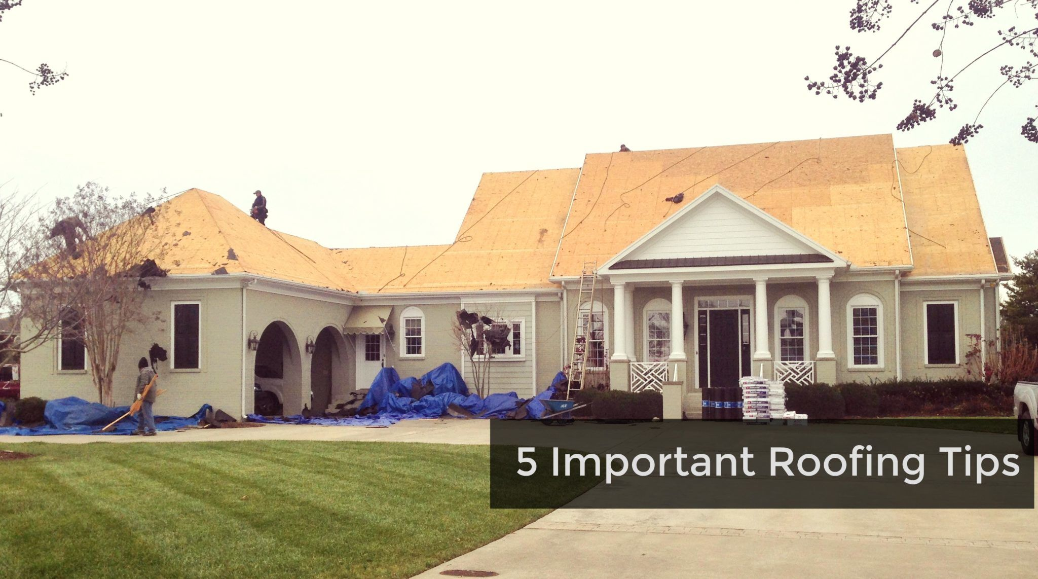 important roofing tips nashville roofer
