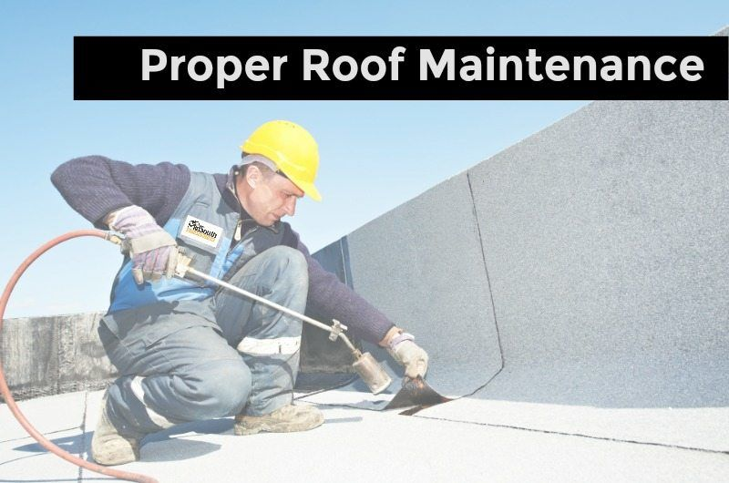 Proper Roof Maintenance | Commercial Roofing Contractors