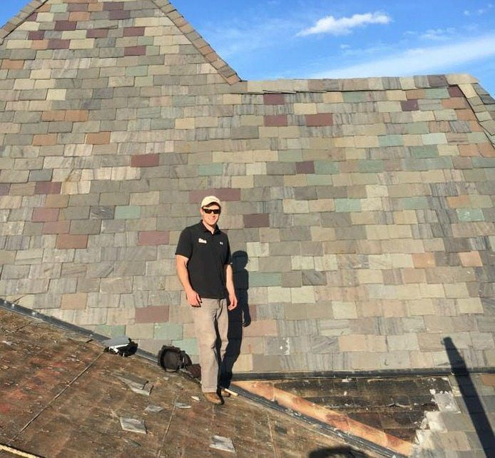 Slate Roof Repair in Nashville TN