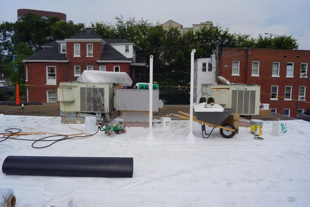 Commercial Roofing Repairs in Nashville, TN
