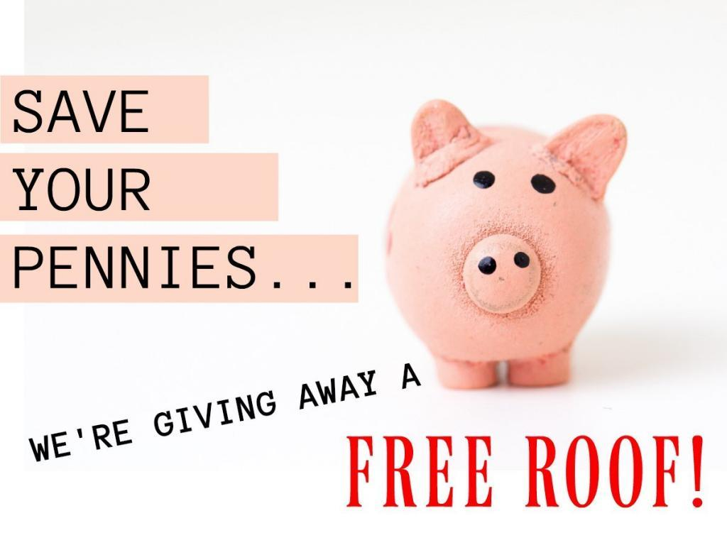 FREE ROOF GIVEAWAY PROGRAM