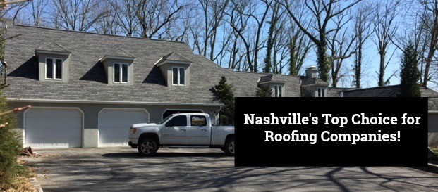 Nashville's Top Choice for Roofing Companies