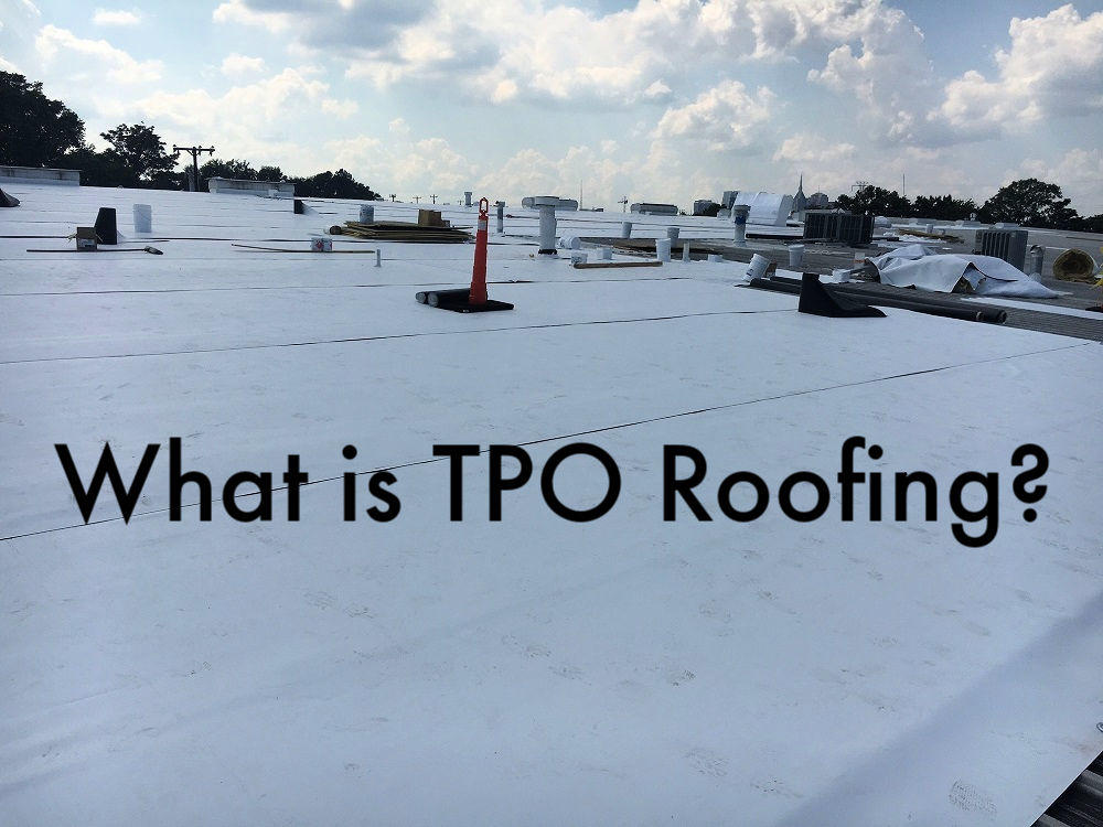 What Does TPO Stand For in Roofing?