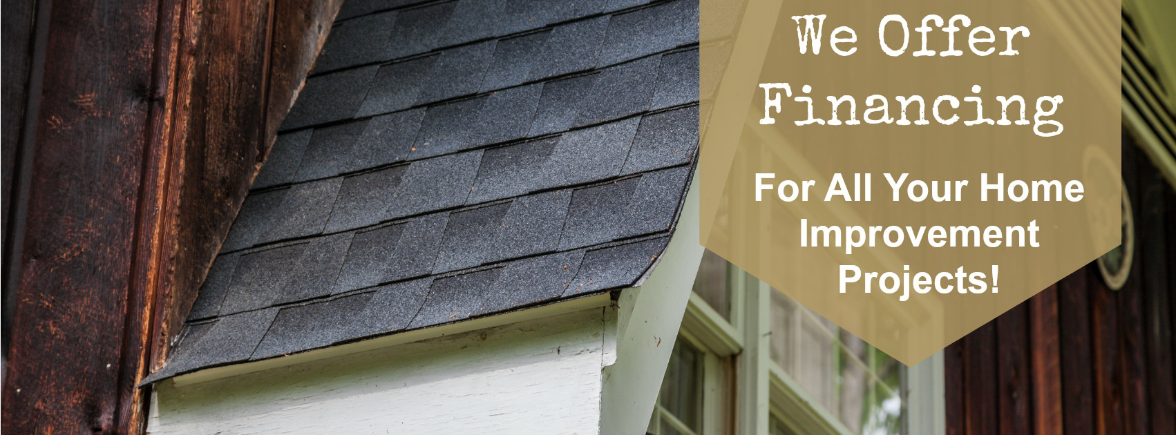 Affordable Roof Financing Options
