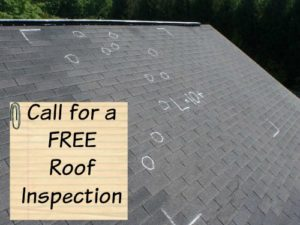 Roof inspections for Sun and Heat Damage